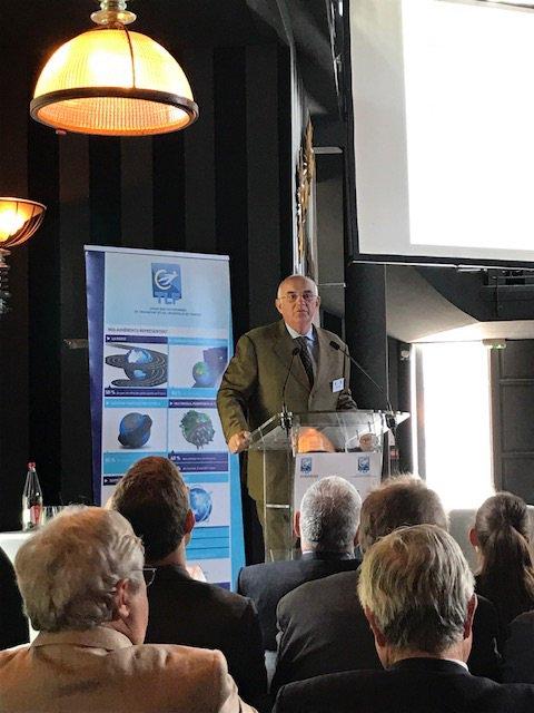 Yves Fargues, Président de l'Union TLF
